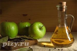Рецепт натурального яблочного уксуса