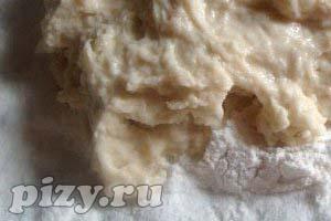 Рецепт сырно-картофельного теста для пиццы из хлебопечки
