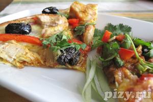 Рецепт тайской пиццы
