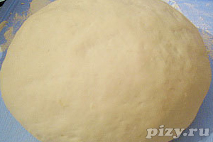 Рецепт теста для закрытой пиццы