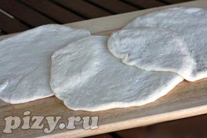 Рецепт теста для пиццы от шеф-повара компании Norske Reker AS