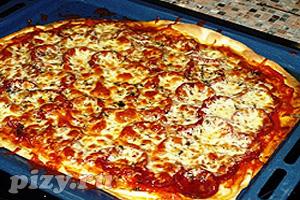 Рецепт пиццы по-венециански