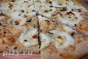 Рецепт белой пиццы (Pizza Blanko)
