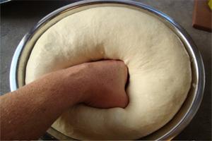 фото рецепты: пицца, приготовление теста