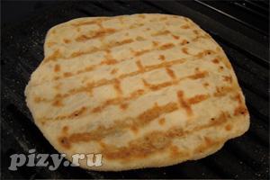 Рецепт теста для пиццы на гриле