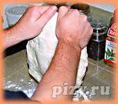 Технология приготовления дрожжевого теста для пиццы