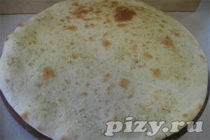 """Рецепт пиццы """"Гавайская с беконом"""""""