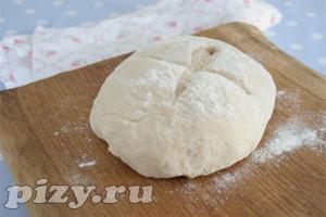 Пошаговые фото рецепты пиццы: готовим тесто