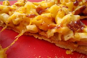 Пошаговые фото рецепты: Рецепт пиццы с макаронами