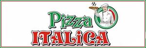 Доставка пиццы от Pizza ITALICA, Ачинск