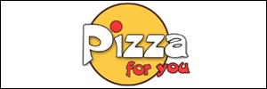 Доставка пиццы от Pizza for you, Санкт-Петербург