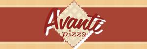 Служба доставки пиццы Avanti pizza, Тюмень